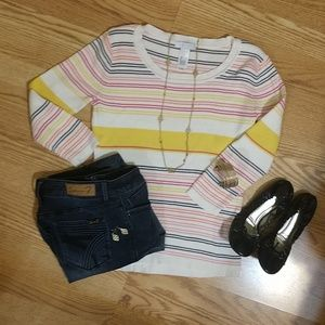 GIFTED 💙💙    Liz Wear striped top